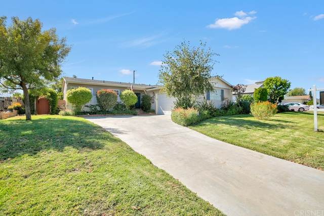 16662 Kinzie Street, Northridge, CA 91343 (#SR21230424) :: CENTURY 21 Jordan-Link & Co.