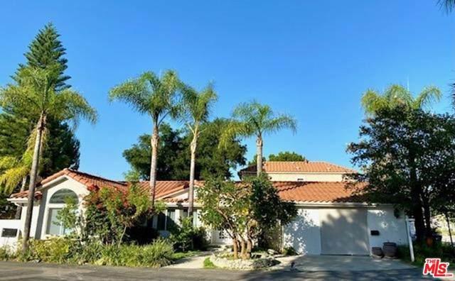 100 Pawnee Lane, Topanga, CA 90290 (#21796650) :: RE/MAX Empire Properties