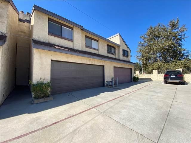 9471 Cortada Street #1, El Monte, CA 91733 (#AR21231032) :: CENTURY 21 Jordan-Link & Co.