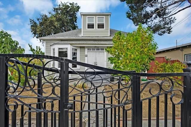 31 Northumberland Avenue, Redwood City, CA 94063 (#ML81867263) :: American Real Estate List & Sell