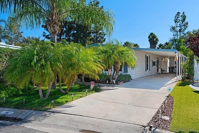 2250 N Broadway #18, Escondido, CA 92026 (#210029199) :: Blake Cory Home Selling Team