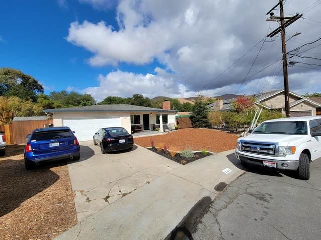 205 Barton Drive, Fremont, CA 94536 (#ML81867264) :: American Real Estate List & Sell