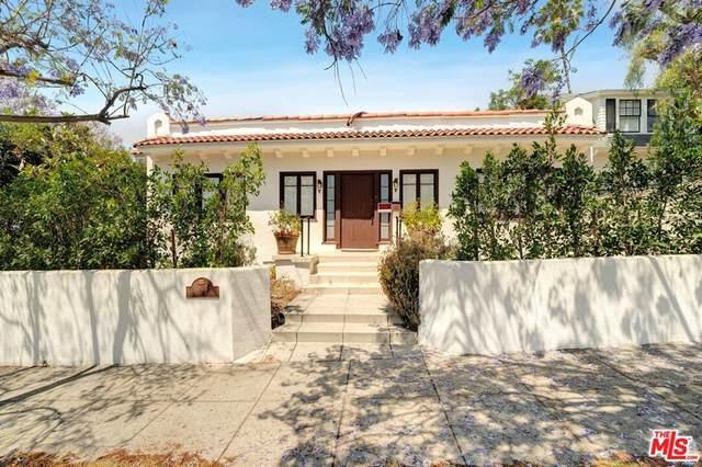 1601 N Vista Street, Los Angeles (City), CA 90046 (#21785910) :: Wendy Rich-Soto and Associates