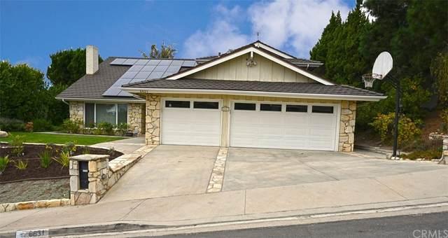 6831 Faircove Drive, Rancho Palos Verdes, CA 90275 (#PV21230135) :: American Real Estate List & Sell