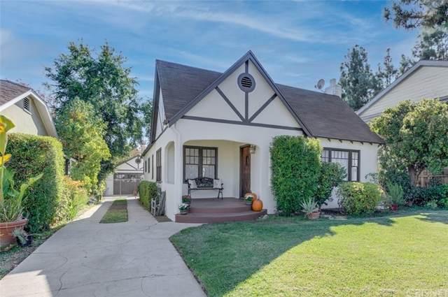 2520 Birch Street, Alhambra, CA 91801 (#SR21230717) :: The Laffins Real Estate Team