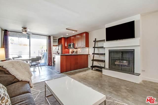 6151 Orange Street #211, Los Angeles (City), CA 90048 (#21796268) :: Mark Nazzal Real Estate Group