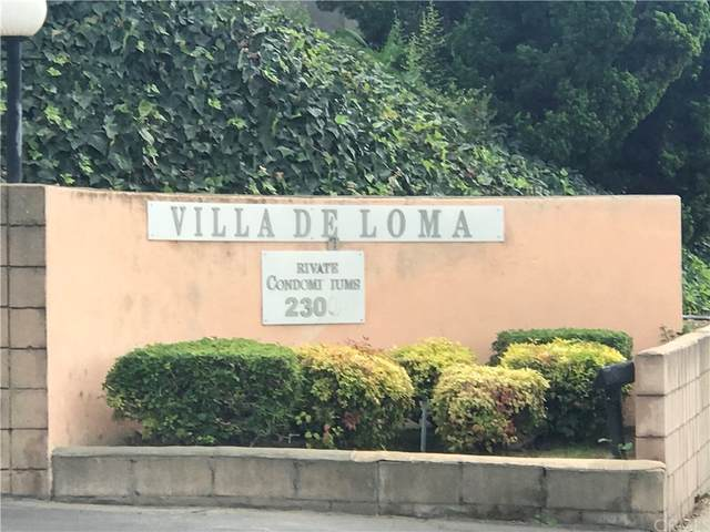 2300 S Hacienda Boulevard B3, Hacienda Heights, CA 91745 (#TR21230985) :: Latrice Deluna Homes