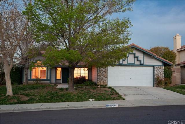 40416 Fieldcrest Lane, Palmdale, CA 93551 (#SR21231085) :: McKee Real Estate Group Powered By Realty Masters & Associates