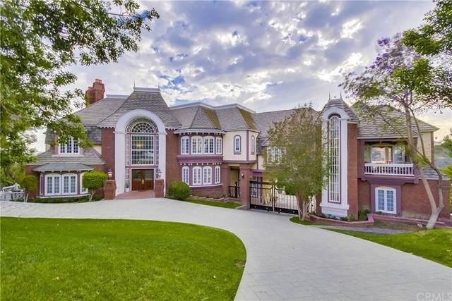 2727 Indian Creek Road, Diamond Bar, CA 91765 (#TR21230429) :: Blake Cory Home Selling Team