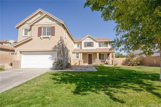 6621 Castillo Drive, Palmdale, CA 93551 (#CV21229440) :: McKee Real Estate Group Powered By Realty Masters & Associates