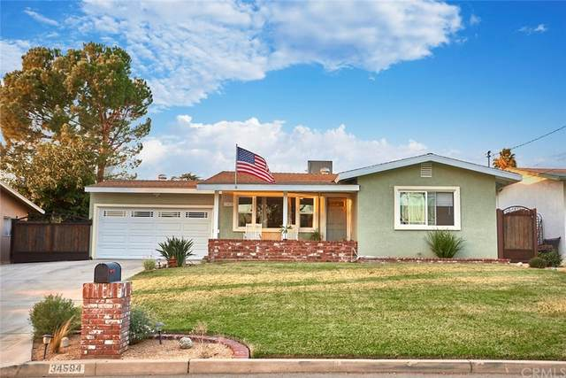 34594 Avenue C, Yucaipa, CA 92399 (#IV21230910) :: McKee Real Estate Group Powered By Realty Masters & Associates