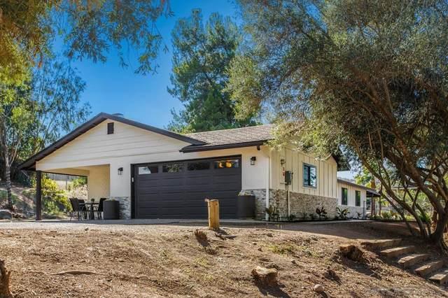 17066 Whirlwind Lane, Ramona, CA 92065 (#210029202) :: Swack Real Estate Group | Keller Williams Realty Central Coast