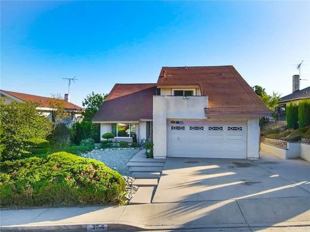 2746 E Miranda Street, West Covina, CA 91792 (#WS21231116) :: The Parsons Team
