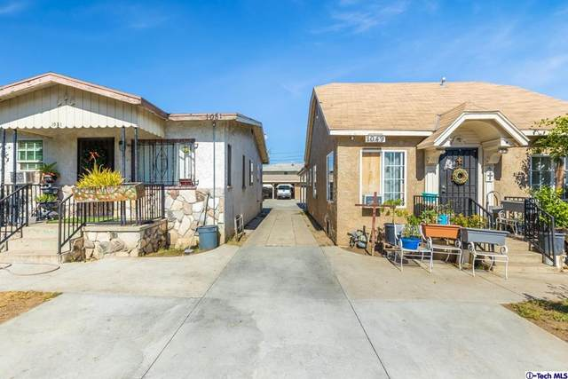 1049 1051 W 104th Street, Los Angeles (City), CA 90044 (#320008056) :: McKee Real Estate Group Powered By Realty Masters & Associates