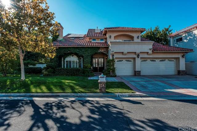 24611 Brittany Lane, Newhall, CA 91321 (#SR21230769) :: McKee Real Estate Group Powered By Realty Masters & Associates