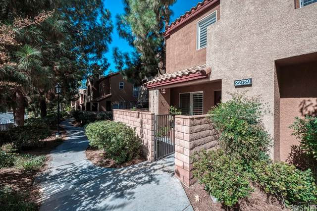 22729 Copper Hill Drive #14, Saugus, CA 91350 (#SR21230869) :: McKee Real Estate Group Powered By Realty Masters & Associates