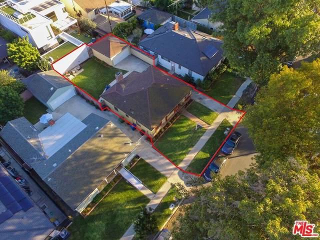 1034 Vernon Avenue, Venice, CA 90291 (#21796658) :: CENTURY 21 Jordan-Link & Co.