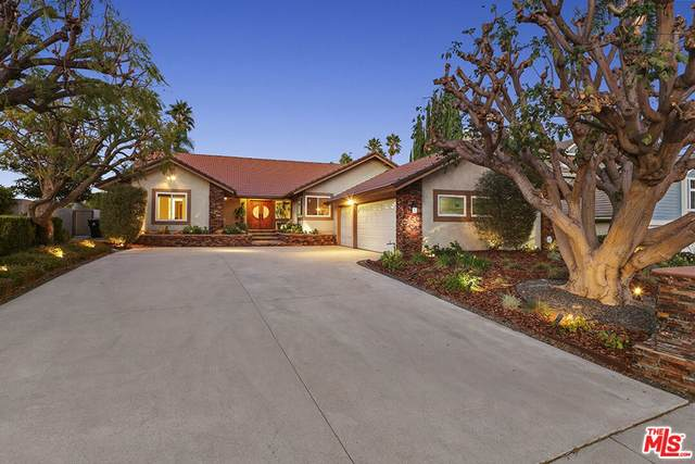 12148 Louise Avenue, Granada Hills, CA 91344 (#21795450) :: McKee Real Estate Group Powered By Realty Masters & Associates