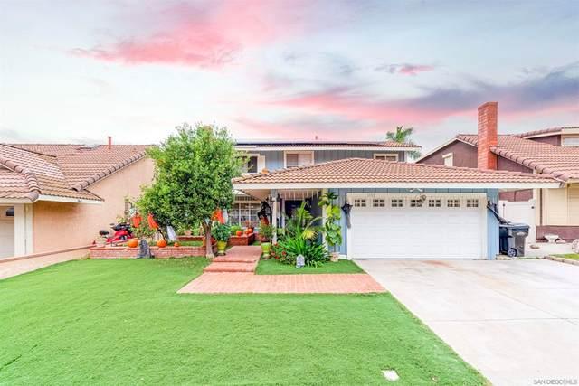 1150 Valencia Pkwy, San Diego, CA 92114 (#210029206) :: eXp Realty of California Inc.
