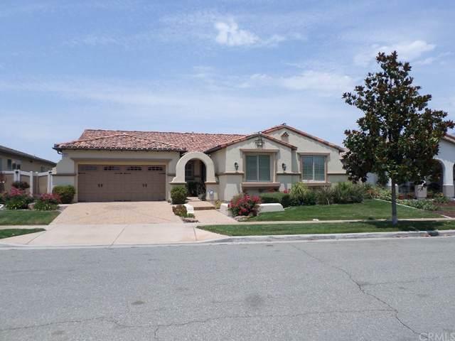 154 Tradition Court, Calimesa, CA 92320 (#EV21231144) :: A G Amaya Group Real Estate