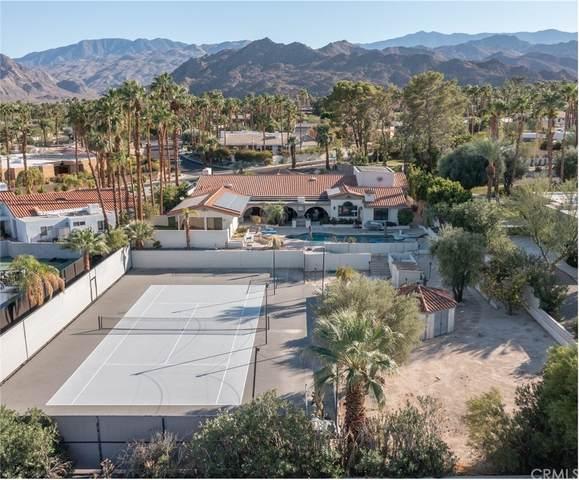 73350 Riata Trail, Palm Desert, CA 92260 (#EV21229528) :: CENTURY 21 Jordan-Link & Co.