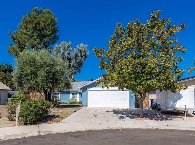 13880 Olive Mill Way, Poway, CA 92064 (#210029212) :: Compass
