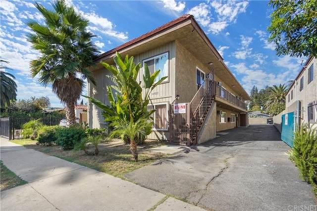 14607 Gilmore Street, Van Nuys, CA 91411 (#SR21230740) :: Compass