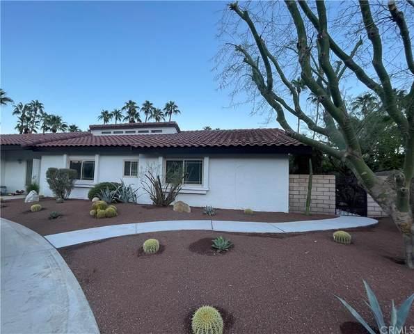 1516 S Farrell Drive, Palm Springs, CA 92264 (#CV21231222) :: Blake Cory Home Selling Team