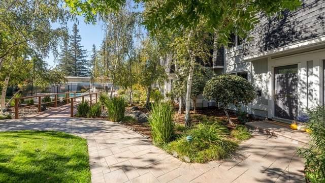 120 Oak Rim Way #9, Los Gatos, CA 95032 (#ML81867290) :: The Kohler Group