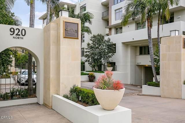 920 Granite Drive #310, Pasadena, CA 91101 (#P1-7137) :: CENTURY 21 Jordan-Link & Co.