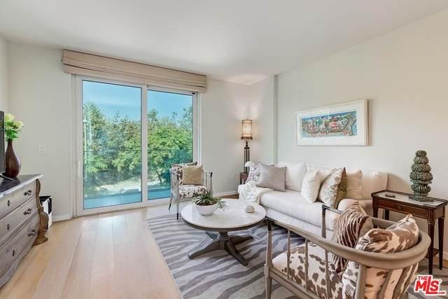 1705 Ocean Avenue #210, Santa Monica, CA 90401 (#21796460) :: RE/MAX Masters