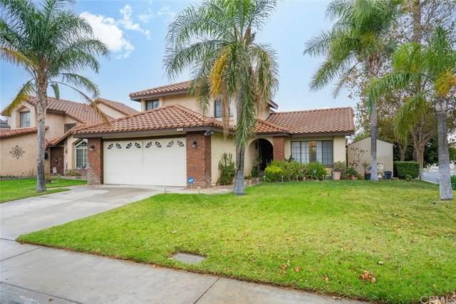 17203 Lakeview Court, Fontana, CA 92336 (#CV21231034) :: Blake Cory Home Selling Team