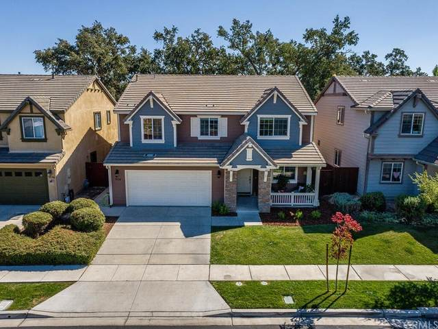 9154 Gorrion Way, Atascadero, CA 93422 (#NS21230886) :: American Real Estate List & Sell