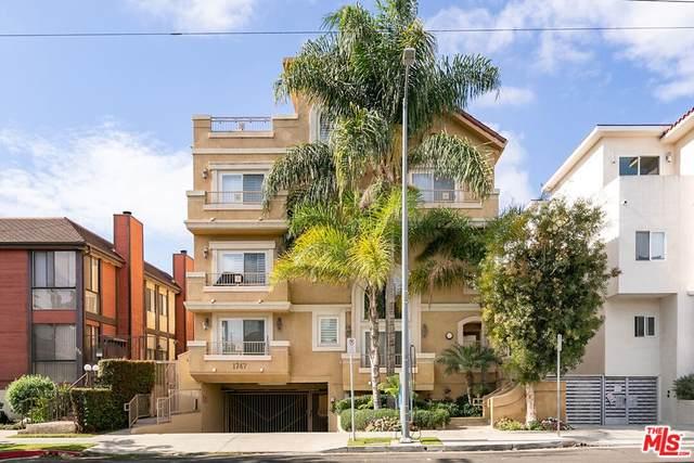 1747 S Barrington Avenue #102, Los Angeles (City), CA 90025 (#21796868) :: Team Tami