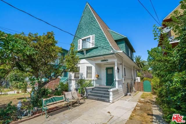 2111 Norwood Street, Los Angeles (City), CA 90007 (#21796890) :: RE/MAX Freedom