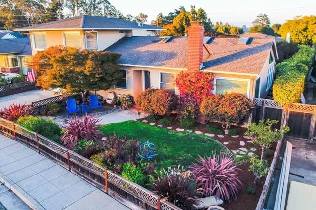 518 Miramar Drive, Santa Cruz, CA 95060 (#ML81867315) :: CENTURY 21 Jordan-Link & Co.