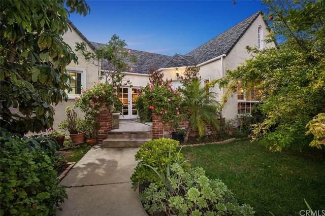 1025 S Burnside Avenue, Los Angeles (City), CA 90019 (#SB21157614) :: RE/MAX Masters