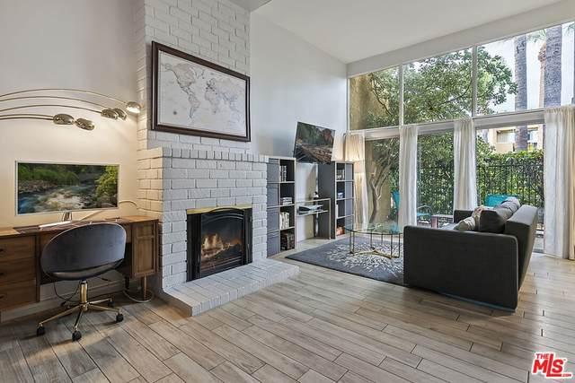 5409 Yarmouth Avenue #7, Encino, CA 91316 (#21796838) :: RE/MAX Empire Properties