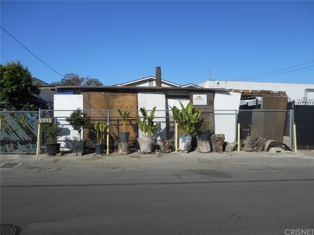 5443 Satsuma Avenue, North Hollywood, CA 91601 (#SR21231357) :: Mainstreet Realtors®