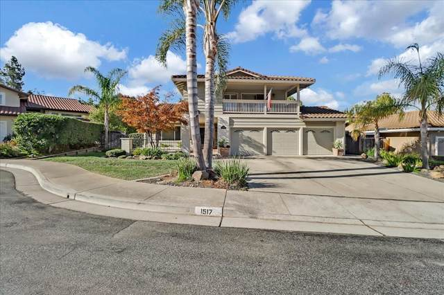 1517 Ivan Place, San Jose, CA 95120 (#ML81866294) :: CENTURY 21 Jordan-Link & Co.