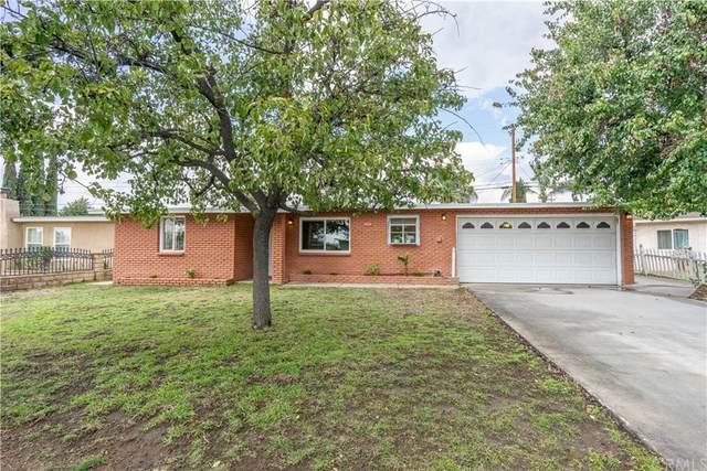 18445 E Nearfield Street, Azusa, CA 91702 (#AR21231235) :: The Kohler Group