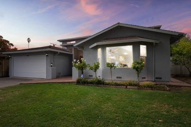 4750 Blue Ridge Drive, San Jose, CA 95129 (#ML81867323) :: Blake Cory Home Selling Team