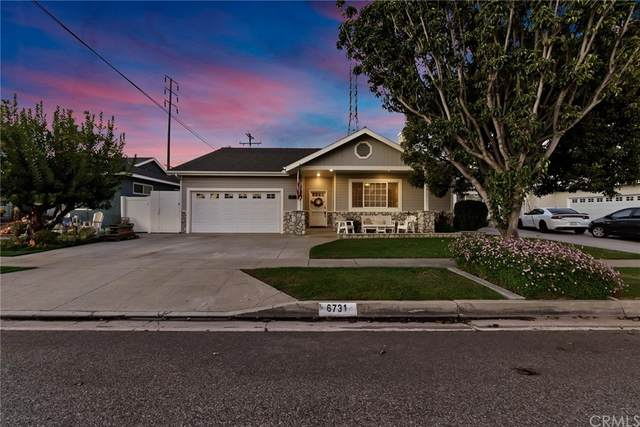 6731 Denmead Street, Lakewood, CA 90713 (#PW21226060) :: Wendy Rich-Soto and Associates