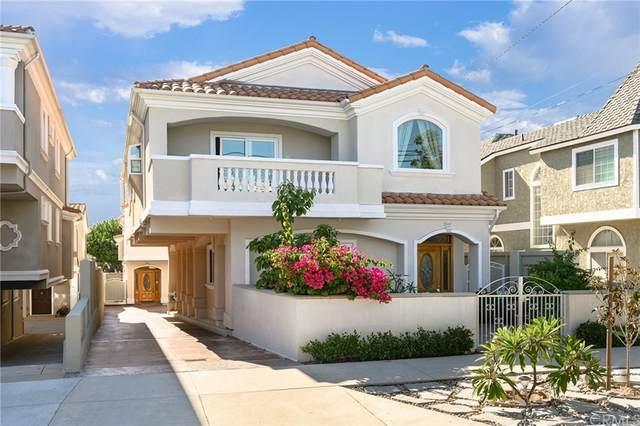 215 S Irena Avenue A, Redondo Beach, CA 90277 (#SB21231285) :: The Miller Group