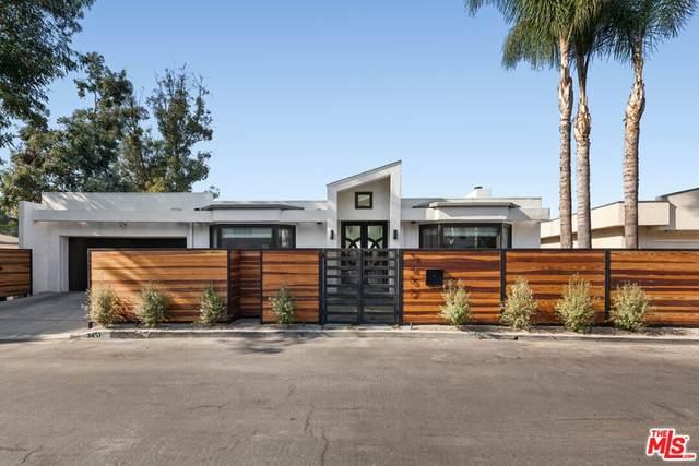 3457 Primera Avenue, Los Angeles (City), CA 90068 (#21795276) :: Realty ONE Group Empire
