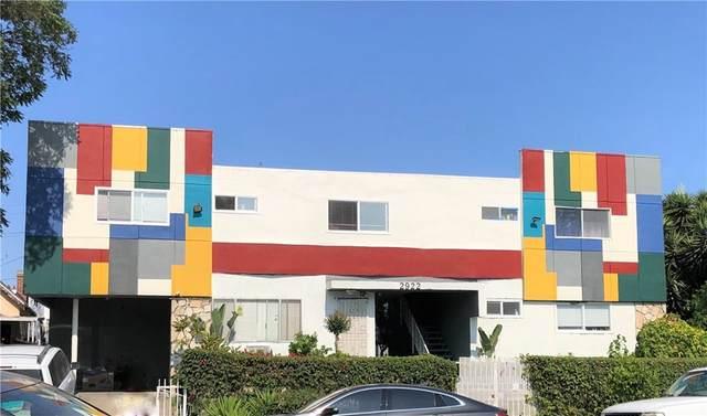 2922 S Budlong Avenue, Los Angeles (City), CA 90007 (#SR21230367) :: The Kohler Group