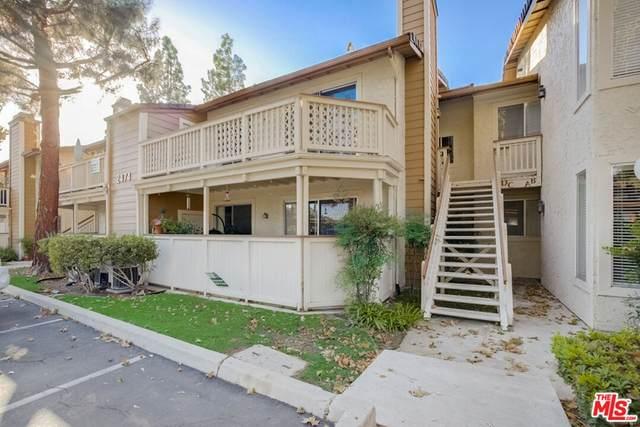2474 Pleasant Way D, Thousand Oaks, CA 91362 (#21796718) :: RE/MAX Empire Properties