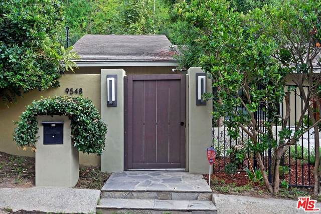 9548 Gloaming Drive, Beverly Hills, CA 90210 (#21793898) :: Compass
