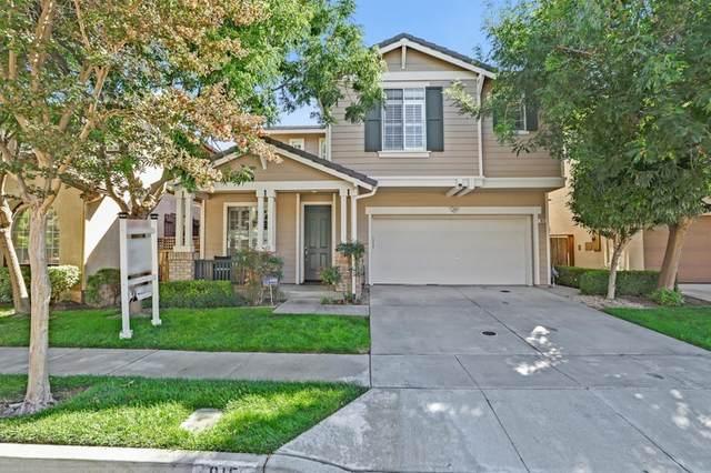 915 Mcbride Loop, San Jose, CA 95125 (#ML81864633) :: Blake Cory Home Selling Team