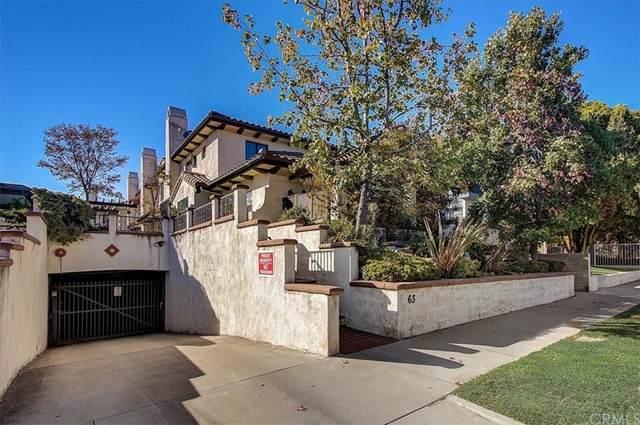 63 Harkness Avenue 3A, Pasadena, CA 91106 (MLS #PF21230490) :: ERA CARLILE Realty Group